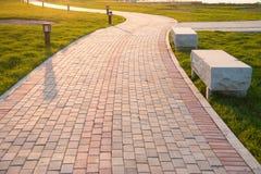 sidewalk fotografia de stock