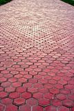 Sidewalk background Royalty Free Stock Photography