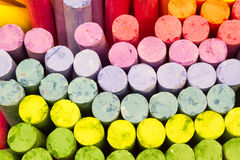Sidewalk chalk Royalty Free Stock Image