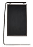 Sidewalk Chalkboard isolated Royalty Free Stock Image