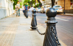 Sidewalk Royalty Free Stock Photography