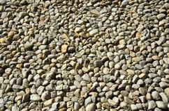 Sidewalk made of stones Stock Image