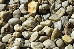 Sidewalk made of stones Royalty Free Stock Photo