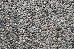 Many shades of gray. Sidewalk with pebble stone in Mostar near old bridge, Bosnia and Herzegovina stock image