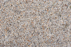 Sidewalk texture. Gravel in the park sidewall Royalty Free Stock Image
