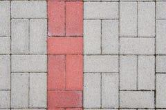 Sidewalk texture Stock Image