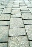 Sidewalk tile Stock Photos