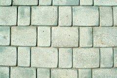 Sidewalk tile Stock Photography