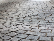 Sidewalk tile Royalty Free Stock Photos