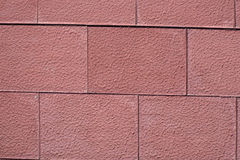 Sidewalk tiles. Sidewalk tile regular colors and geometric shapes Royalty Free Stock Photos