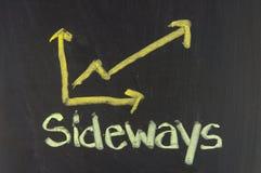 SIDEWAYS Stock Images