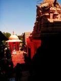 Sidheswar tempel på Solapur Royaltyfri Bild
