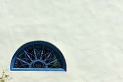 Sidi Bou сказало окно Стоковые Фото