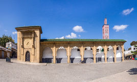 Sidi Bou Abib Mosque Stock Images
