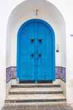 Sidi Bou detto, Tunisia Immagini Stock Libere da Diritti