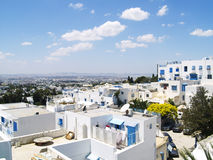 Sidi Bou Said Stockbilder