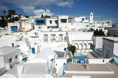 Sidi Bou Said El Annabi Stock Photo