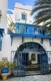 Sidi Bou Said house Royalty Free Stock Photo