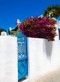 Sidi Bou Said La Gulett, Tunisia Fotografie Stock Libere da Diritti