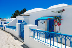 Sidi Bou Said. La Gulett, Tunisia Stock Photo
