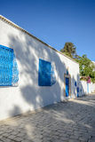 Sidi Bou Said. La Gulett, Tunisia Stock Photo