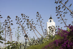 Sidi Bou Said Mosque, Tunisia Royalty Free Stock Photography