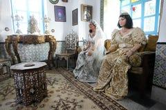 Sidi Bou Said Residence Lizenzfreie Stockfotos