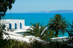 Sidi bou Said, Tunisia Stock Photo