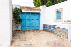 Sidi Bou Said, Tunisia Stock Photos