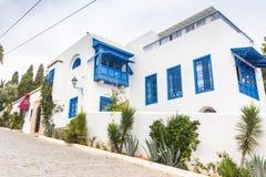 Sidi Bou Said, Tunisia Stock Photography