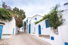 Sidi Bou Said, Tunisia Royalty Free Stock Photo