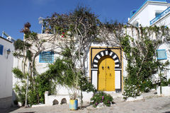 Sidi Bou Said,Tunisia Stock Image