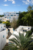 Sidi Bou Said view Stock Photography