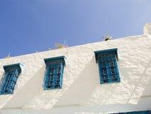 Sidi Bovengenoemde Bou Stock Afbeelding