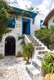 Sidi Bovengenoemde Bou, Tunesië Stock Afbeelding