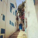 Sidi-BU-dicho foto de archivo libre de regalías