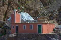 Sidi Chamharouch Muslim Shrine Stock Photography