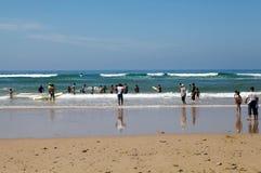 Sidi Ifni beach Royalty Free Stock Photos
