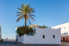 Sidi Ifni på kusten av Marocko Royaltyfria Foton