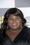 Sidibe Gabby, Fotografia Stock