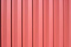 siding покрашенный металлом стоковое фото rf