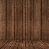 Siding стены и пола выдержал деревянная предпосылка, деревянная текстура Стоковая Фотография