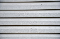 Siding background Royalty Free Stock Photo