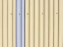 The siding background. Royalty Free Stock Images