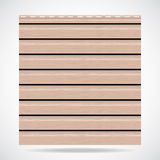 Siding texture panel beige color Stock Photo