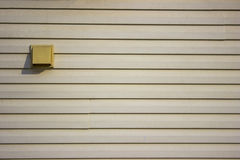 Siding wall can use for background Royalty Free Stock Photo
