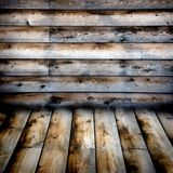 Siding weathered. Wood background , floor and wall Royalty Free Stock Photo