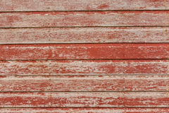 Siding. Weathered wood siding of old barn Royalty Free Stock Images