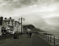 Sidmouth, Великобритания стоковые фотографии rf