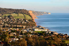 Sidmouth Royalty Free Stock Photos